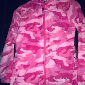 Girls Pink Sweater